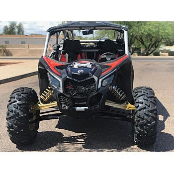 2019 Can-Am Maverick MAX 900 X3 X rs Turbo R for sale 200703245