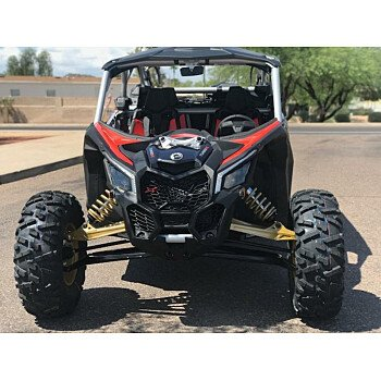 2019 Can-Am Maverick MAX 900 X3 X rs Turbo R for sale 200769062