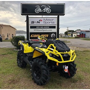 2019 Can-Am Outlander 1000R X mr for sale 200686077