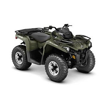 2019 Can-Am Outlander 450 for sale 200657555