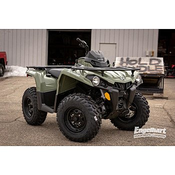 2019 Can-Am Outlander 450 for sale 200729903