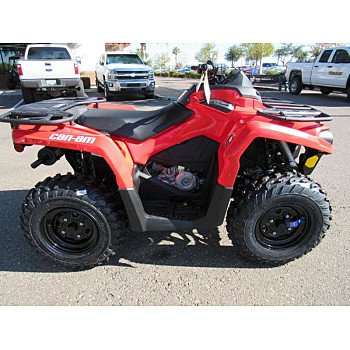 2019 Can-Am Outlander 450 for sale 200671456