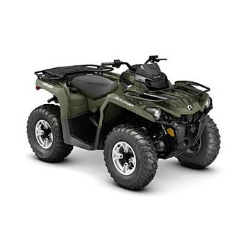 2019 Can-Am Outlander 450 for sale 200792918