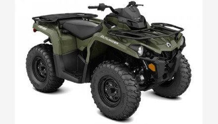 2019 Can-Am Outlander 450 for sale 200802554