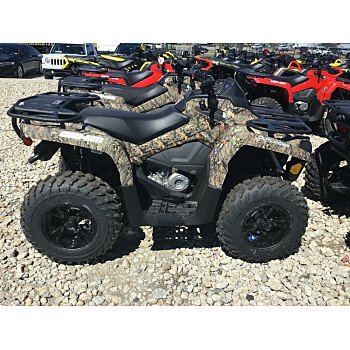 2019 Can-Am Outlander 450 Mossy Oak Hunting Edition for sale 200804199