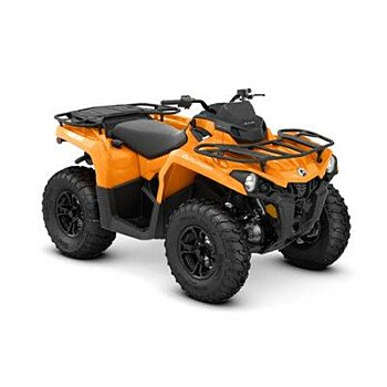 2019 Can-Am Outlander 450 for sale 200832395