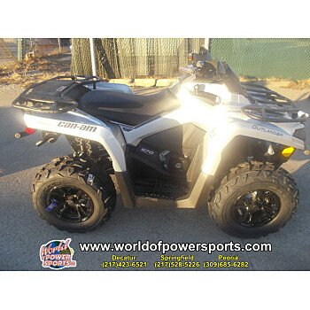 2019 Can-Am Outlander 570 for sale 200670704