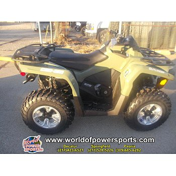 2019 Can-Am Outlander 570 DPS for sale 200670712