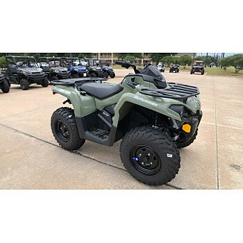 2019 Can-Am Outlander 570 DPS for sale 200680185