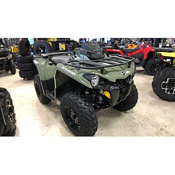 2019 Can-Am Outlander 570 DPS for sale 200680574