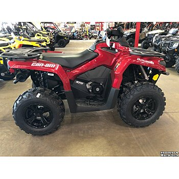 2019 Can-Am Outlander 570 for sale 200645776