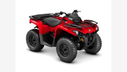2019 Can-Am Outlander 570 DPS for sale 200664740