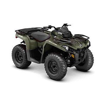 2019 Can-Am Outlander 570 DPS for sale 200707993