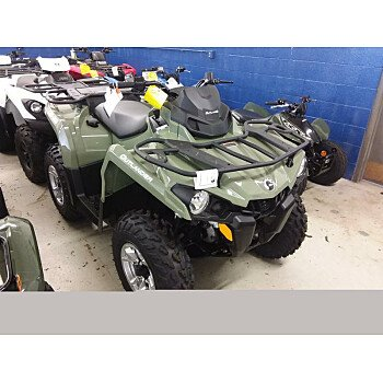 2019 Can-Am Outlander 570 DPS for sale 200711963
