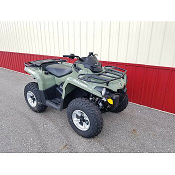 2019 Can-Am Outlander 570 DPS for sale 200716772
