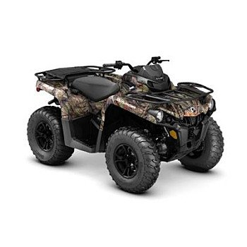 2019 Can-Am Outlander 570 DPS for sale 200727902