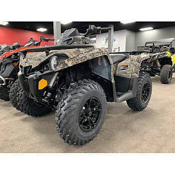2019 Can-Am Outlander 570 DPS for sale 200732350