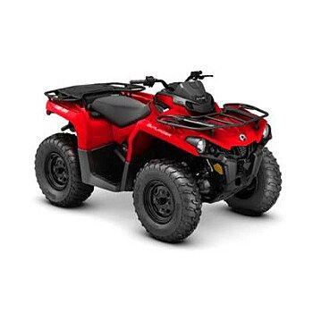 2019 Can-Am Outlander 570 DPS for sale 200762073