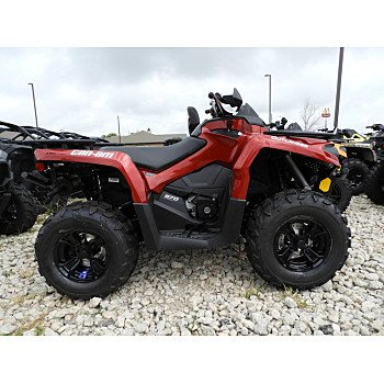 2019 Can-Am Outlander 570 for sale 200764809