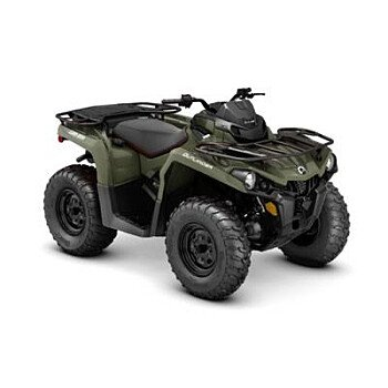 2019 Can-Am Outlander 570 DPS for sale 200765930