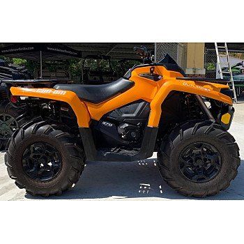 2019 Can-Am Outlander 570 DPS for sale 200772029