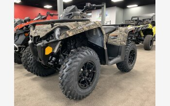 2019 Can-Am Outlander 570 DPS for sale 200779232