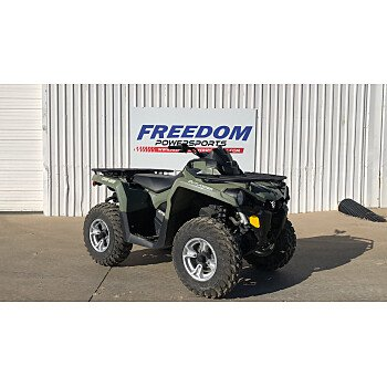 2019 Can-Am Outlander 570 DPS for sale 200828305