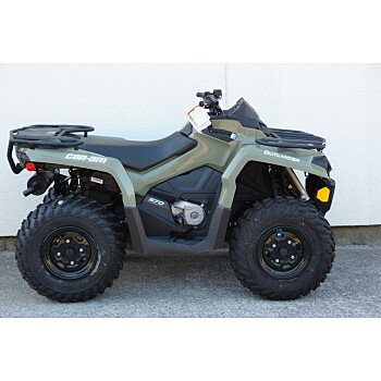 2019 Can-Am Outlander 570 DPS for sale 200829447