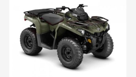 2019 Can-Am Outlander 570 DPS for sale 200851394
