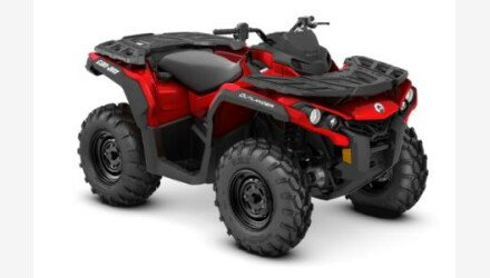2019 Can-Am Outlander 570 DPS for sale 200866209