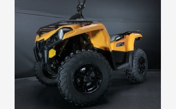 2019 Can-Am Outlander 570 DPS for sale 201018192