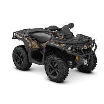 2019 Can-Am Outlander 650 for sale 200631479