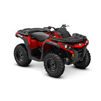 2019 Can-Am Outlander 650 for sale 200680614