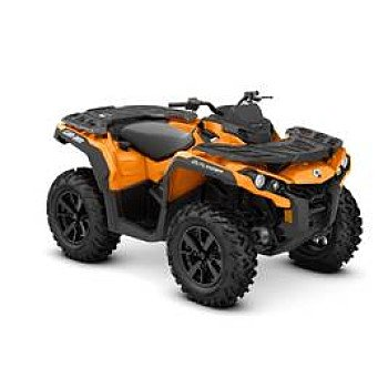 2019 Can-Am Outlander 650 DPS for sale 200658640