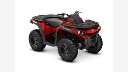 2019 Can-Am Outlander 650 DPS for sale 200743645
