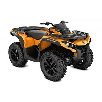 2019 Can-Am Outlander 650 DPS for sale 200769462