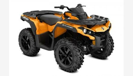 2019 Can-Am Outlander 650 DPS for sale 200774267