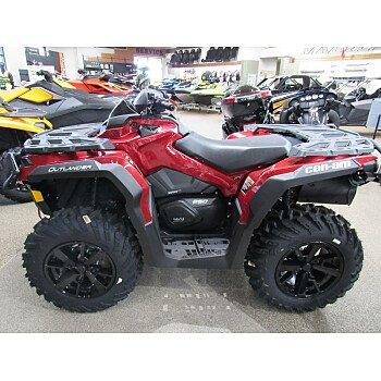 2019 Can-Am Outlander 850 XT-P for sale 200697479