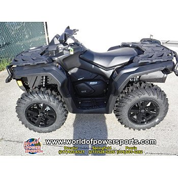 2019 Can-Am Outlander 850 XT-P for sale 200796404