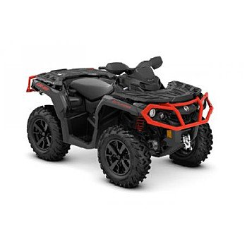 2019 Can-Am Outlander 850 XT-P for sale 200824146