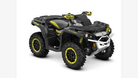 2019 Can-Am Outlander MAX 1000R X xc for sale 200603540