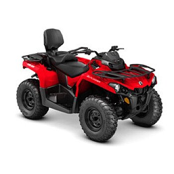2019 Can-Am Outlander MAX 450 for sale 200590377