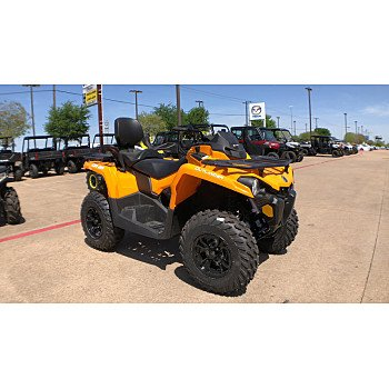 2019 Can-Am Outlander MAX 450 for sale 200696956