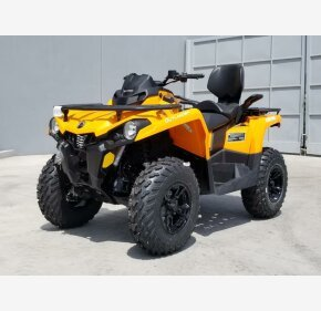 2019 Can-Am Outlander MAX 450 for sale 200762263