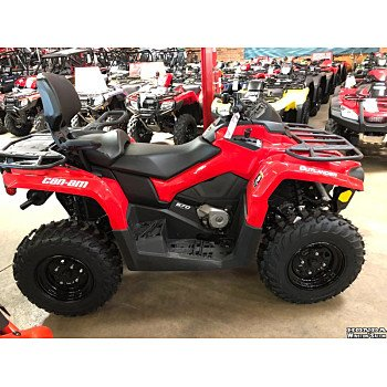 2019 Can-Am Outlander MAX 570 for sale 200725293