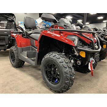 2019 Can-Am Outlander MAX 570 XT for sale 200732357