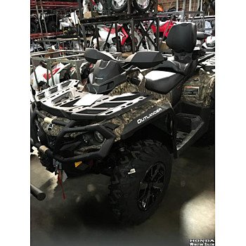 2019 Can-Am Outlander MAX 650 for sale 200733594