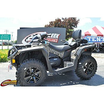 2019 Can-Am Outlander MAX 850 for sale 200759080