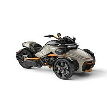 2019 Can-Am Spyder F3-S for sale 200680682