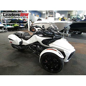 2019 Can-Am Spyder F3 for sale 200684728